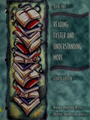 Reading Faster & Understanding More