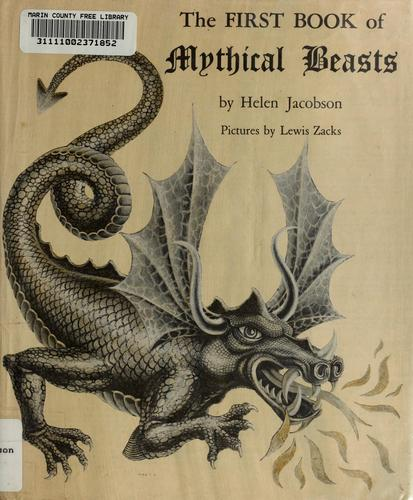 Download The first book of mythical beasts.