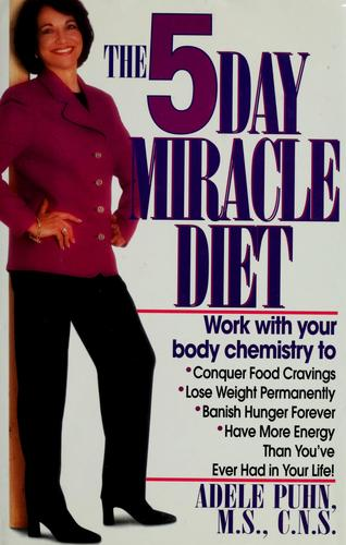 Download The  5-day miracle diet