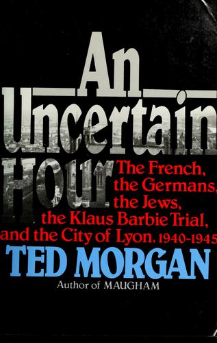 Download An  uncertain hour