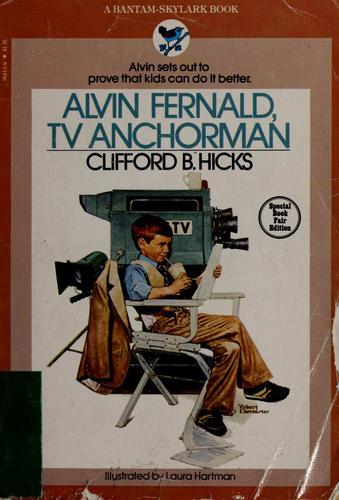 Alvin Fernald, TV Anchorman