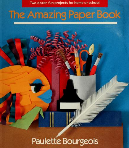 The  amazing paper book