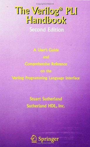 Download The Verilog PLI Handbook