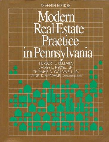 Download Modern real estate practice in Pennsylvania