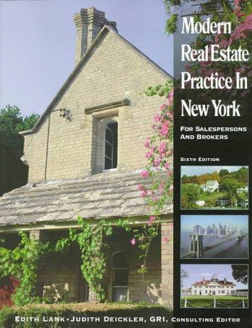 Download Modern real estate practice in New York
