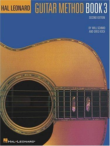 Download Hal Leonard Guitar Method Book 3