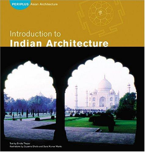Download Introduction to Indian Architecture