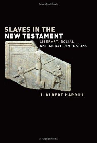 Slaves in the New Testament