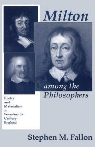 Download Milton among the philosophers