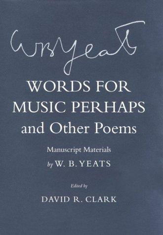 Download Words for music perhaps and other poems