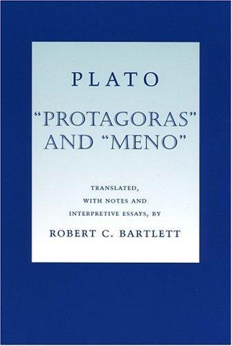 Download Protagoras and Meno