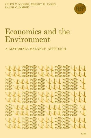 Download Economics and the environment