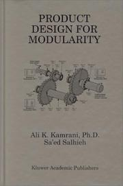 Product Design For Modularity PDF Download