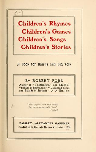 Download Children's rhymes, children's games, children's songs, children's stories