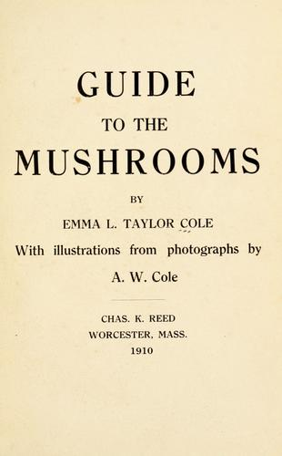 Download Guide to the mushrooms