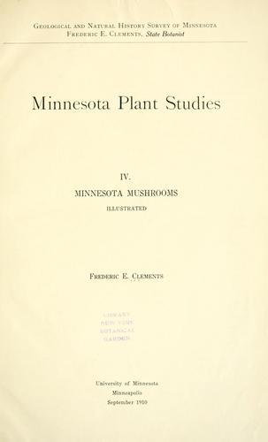 Download Minnesota mushrooms …