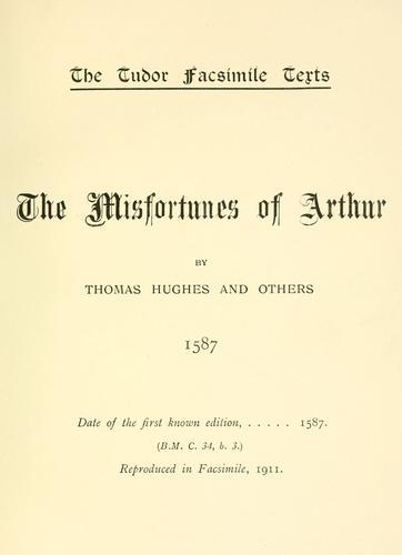 Download The misfortunes of Arthur