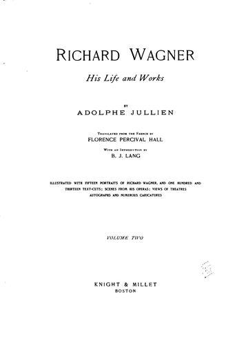 Download Richard Wagner