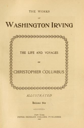Download The life and voyages of Christopher Columbus.