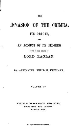 Download The invasion of the Crimea