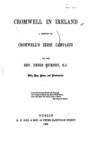 Download Cromwell in Ireland