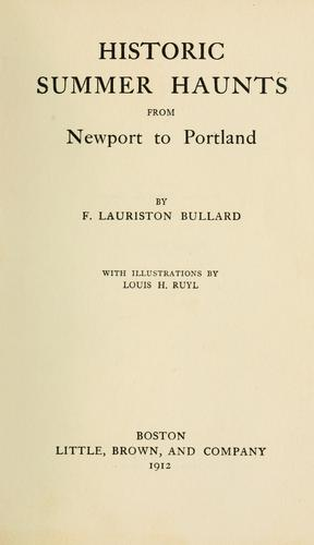 Historic summer haunts from Newport to Portland
