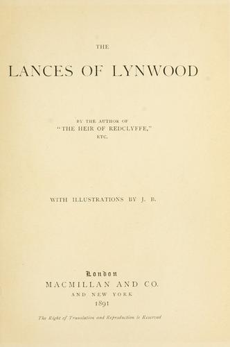 Download The lances of Lynwood.