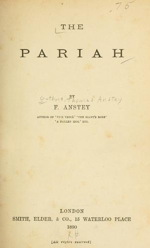 The pariah