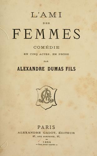 Download L' ami des femmes