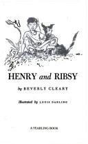 HENRY AND RIBSY (Henry Huggins (Paperback))