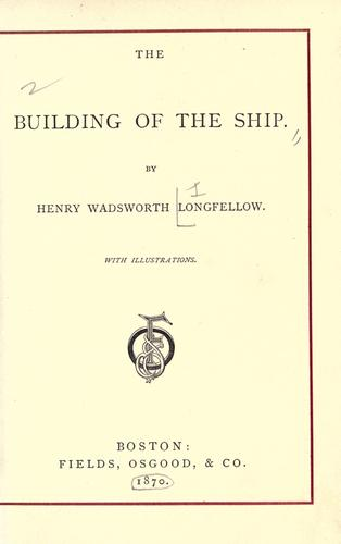 The building of the ship …