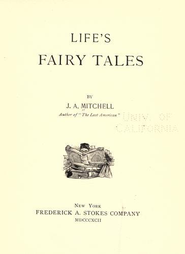 Life's fairy tales