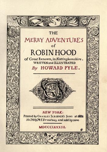Download The merry adventures of Robin Hood of great renown in Nottinghamshire.