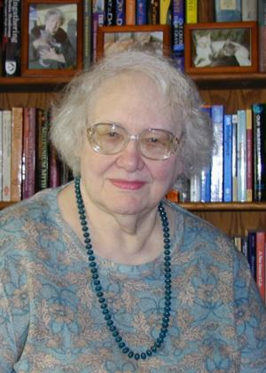 Photo of Sylvia Engdahl