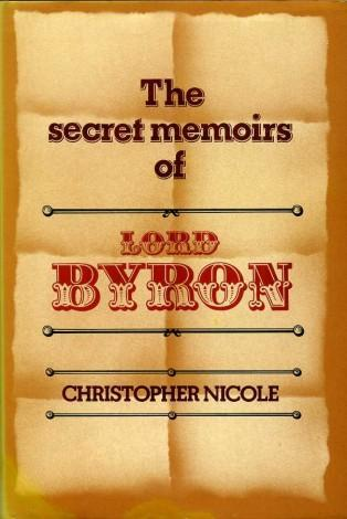 Download The secret memoirs of Lord Byron
