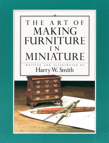 Download The art of making furniture in miniature