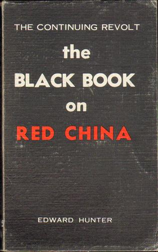 The black book on Red China