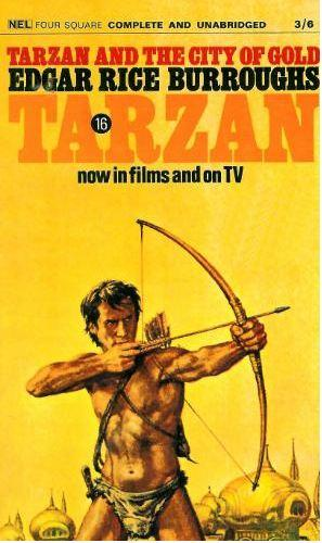 Download Tarzan and the City of Gold.