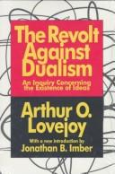 Download The revolt against dualism