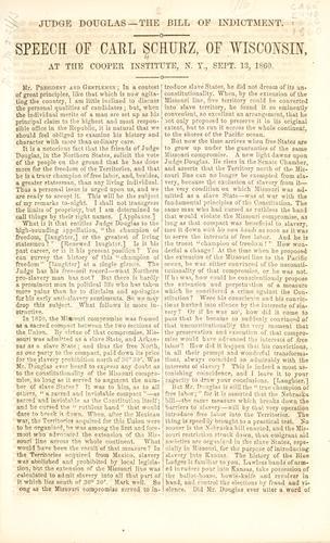 Download Judge Douglas–the bill of indictment