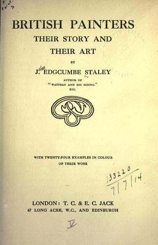 Download British painters