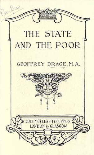 The state and the poor