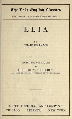 Elia.