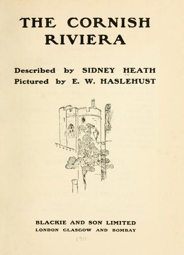 Download The Cornish riviera