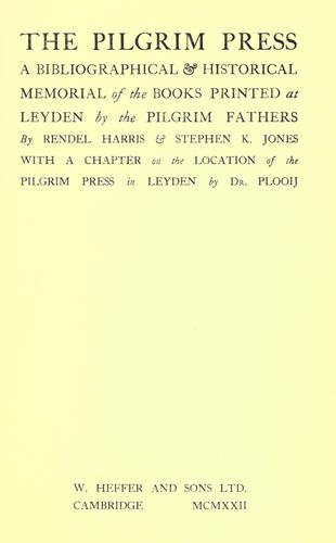 Download The Pilgrim press