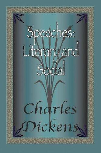 Speeches by Charles Dickens