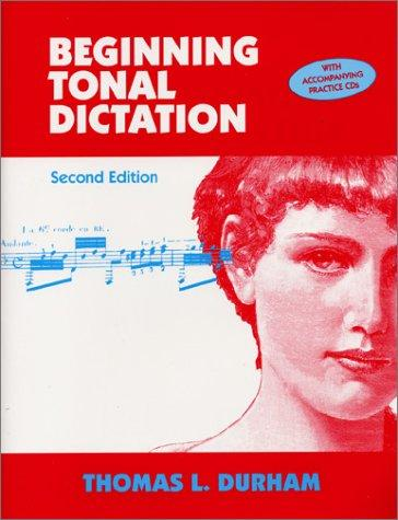 Download Beginning Tonal Dictation