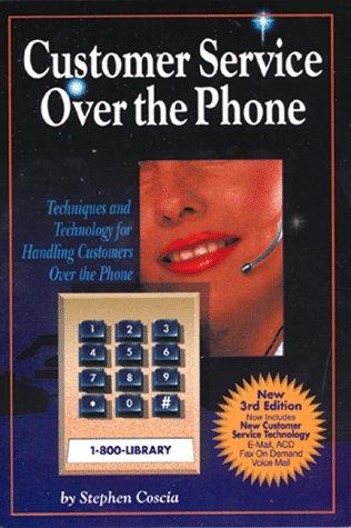 Download Customer Service over the Phone