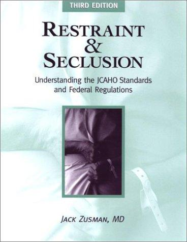 Download Restraint and Seclusion