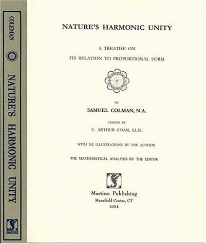 Nature's harmonic unity